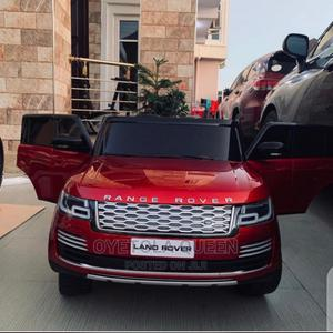 Kids Electric Range Rover Is Available Now   Toys for sale in Abuja (FCT) State, Gwarinpa