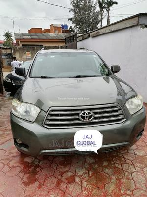 Toyota Highlander 2008 Green | Cars for sale in Lagos State, Ojodu