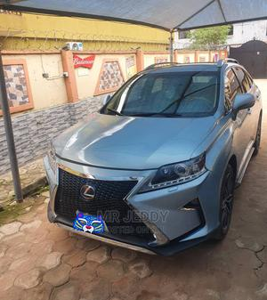 Lexus RX 2011 Gray   Cars for sale in Lagos State, Agboyi/Ketu