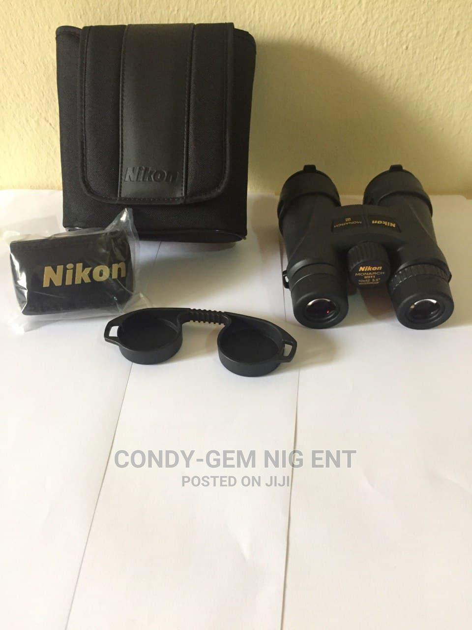 Nikon MONARCH 5 10x42 Binocular 7577 | Camping Gear for sale in Ikeja, Lagos State, Nigeria