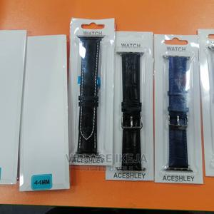 Apple Watch Strap 44mm   Smart Watches & Trackers for sale in Lagos State, Ikeja