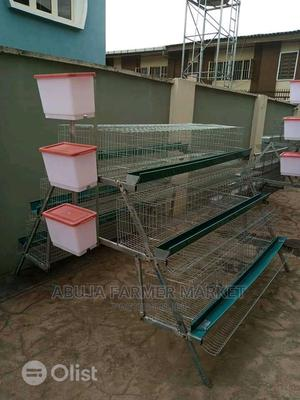 Deluxe Battery Cages | Livestock & Poultry for sale in Abuja (FCT) State, Orozo