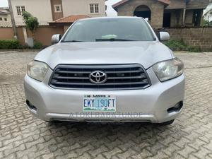 Toyota Highlander 2008 Limited Silver   Cars for sale in Lagos State, Ikeja