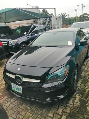 Mercedes-Benz CLA-Class 2015 Black | Cars for sale in Lagos State, Ikeja