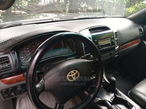 Toyota Land Cruiser Prado 2009 3.4 5dr Black | Cars for sale in Lagos State, Yaba