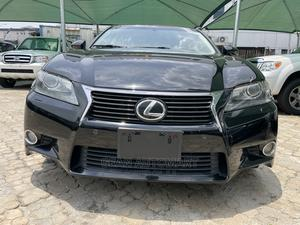 Lexus GS 2012 350 Black | Cars for sale in Abuja (FCT) State, Central Business District