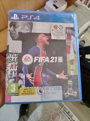 FIFA 21 Ps 4 Cd | Video Games for sale in Abuja (FCT) State, Wuse