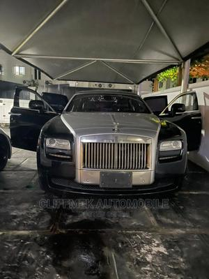 Rolls-Royce Ghost 2012 Base EWB Black   Cars for sale in Lagos State, Ajah