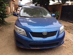 Toyota Corolla 2009 Blue | Cars for sale in Lagos State, Agboyi/Ketu