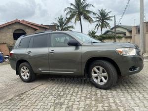 Toyota Highlander 2008 Limited Green   Cars for sale in Lagos State, Ikeja