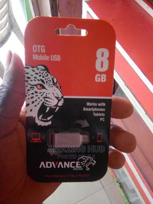 Advance OTG 8gb   Accessories for Mobile Phones & Tablets for sale in Kwara State, Ilorin East