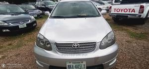 Toyota Corolla 2006 S Silver | Cars for sale in Abuja (FCT) State, Kubwa