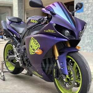 New Yamaha R1 2014 Purple | Motorcycles & Scooters for sale in Lagos State, Lagos Island (Eko)