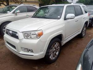 Toyota 4-Runner 2011 Limited 4WD White   Cars for sale in Edo State, Benin City