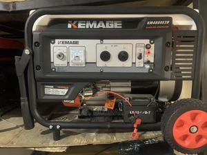 Kemage 4.5kva Petrol Generator With Remote Control | Electrical Equipment for sale in Lagos State, Ojo