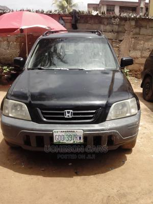 Honda CR-V 1999 Black   Cars for sale in Anambra State, Onitsha