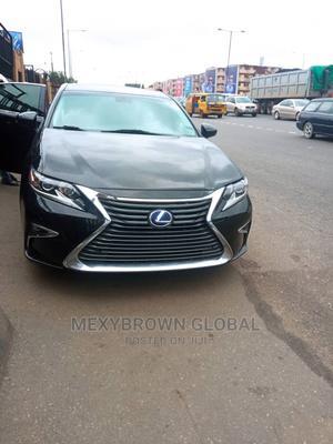 Lexus ES 2015 350 FWD Black | Cars for sale in Lagos State, Surulere