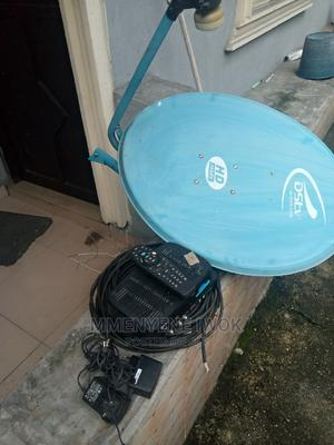 Extra-View Dstv Decoder and Dish   Accessories & Supplies for Electronics for sale in Akwa Ibom State, Ikot Ekpene
