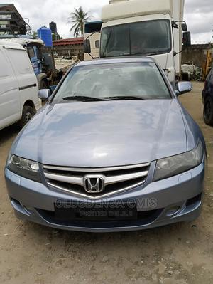 Honda Accord 2005 Automatic Blue | Cars for sale in Lagos State, Abule Egba