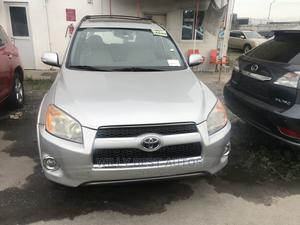Toyota RAV4 2010 2.5 Limited 4x4 Silver | Cars for sale in Lagos State, Amuwo-Odofin