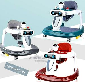 Baby 2in1 Walker. Can Aslo Be Use to Walk for Baby | Children's Gear & Safety for sale in Lagos State, Alimosho