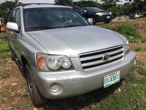 Toyota Highlander 2005 Silver   Cars for sale in Abuja (FCT) State, Gudu