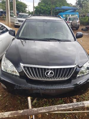 Lexus RX 2009 350 4x4 Black | Cars for sale in Abuja (FCT) State, Gwarinpa
