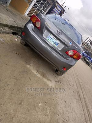 Toyota Corolla 2010 Gray | Cars for sale in Lagos State, Ajah