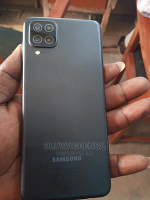 Samsung Galaxy A12 64 GB Black   Mobile Phones for sale in Ondo State, Akure