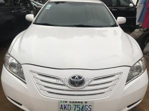 Toyota Camry 2008 2.4 LE White   Cars for sale in Lagos State, Amuwo-Odofin