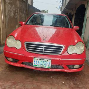 Mercedes-Benz C230 2008 Red | Cars for sale in Lagos State, Ogudu