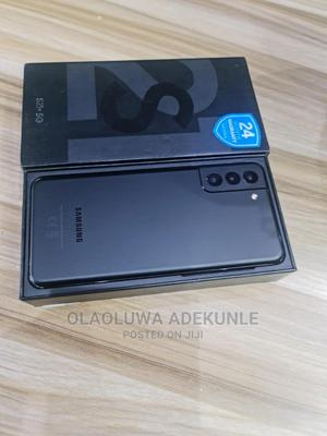 Samsung Galaxy S21+ 5G 256 GB Black   Mobile Phones for sale in Oyo State, Ibadan