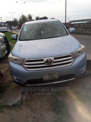 Toyota Highlander 2011 Blue | Cars for sale in Rivers State, Port-Harcourt