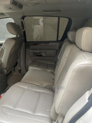 Nissan Armada 2010 Titanium White | Cars for sale in Lagos State, Agboyi/Ketu