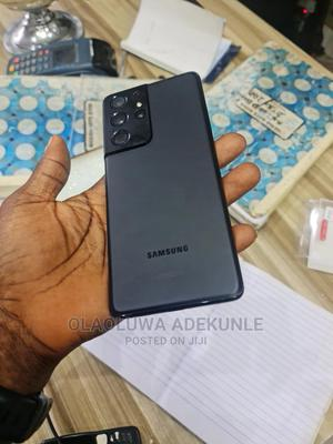 Samsung Galaxy S21 Ultra 5G 128 GB Gray   Mobile Phones for sale in Oyo State, Ibadan