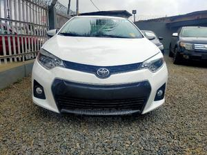 Toyota Corolla 2015 White | Cars for sale in Lagos State, Agege