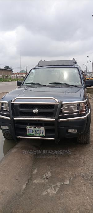 Nissan Xterra 2001 Automatic Blue | Cars for sale in Rivers State, Obio-Akpor