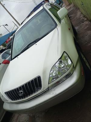 Lexus RX 2001 White | Cars for sale in Lagos State, Ikeja