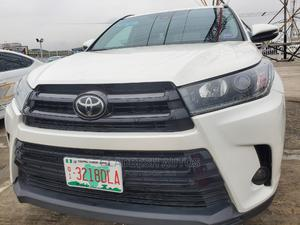 Toyota Highlander 2019 SE White   Cars for sale in Lagos State, Ajah
