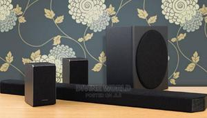 2020made Samsung HE-W950T (9.1.4ch) Soundbar Dolby Atmos | Audio & Music Equipment for sale in Lagos State, Ojo