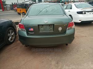 Honda Accord 2008 Green | Cars for sale in Lagos State, Ikeja