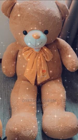 Quality Giant Teddy Bear 180cm(5.9ft) Available Now   Toys for sale in Abuja (FCT) State, Gwarinpa