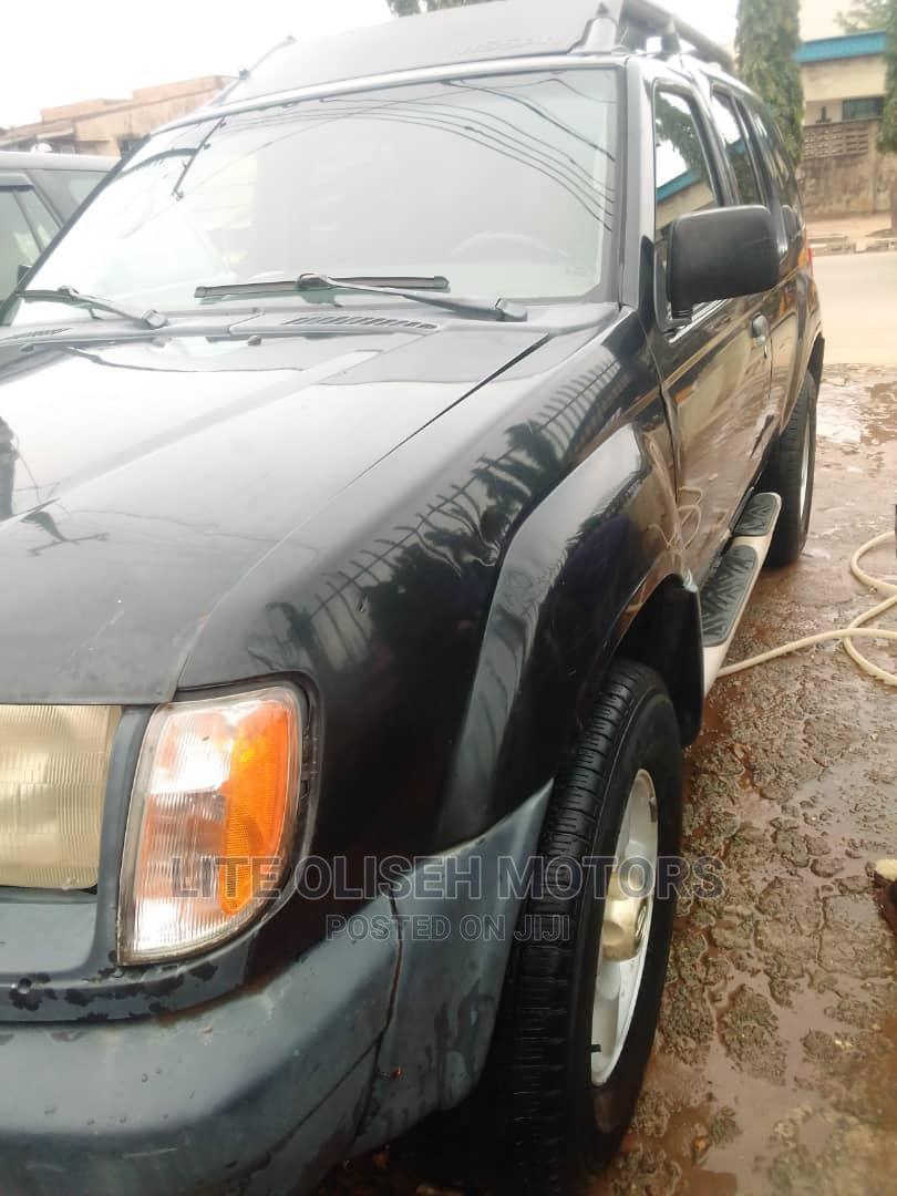 Archive: Nissan Xterra 2003 Automatic Black