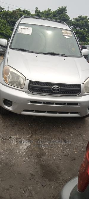 Toyota RAV4 2005 2.0 4x4 Silver | Cars for sale in Lagos State, Apapa
