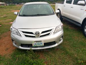 Toyota Corolla 2012 Silver | Cars for sale in Abuja (FCT) State, Lokogoma