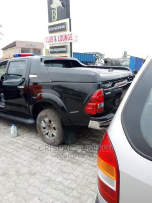 Toyota Hilux 2013 SR5 Black | Cars for sale in Lagos State, Ajah