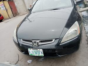 Honda Accord 2004 Automatic Gray   Cars for sale in Lagos State, Ikeja