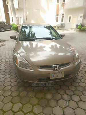 Honda Accord 2004 Sedan EX Gold | Cars for sale in Lagos State, Ikoyi