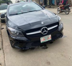 Mercedes-Benz CLA-Class 2016 Base CLA 250 FWD Black   Cars for sale in Lagos State, Ikeja