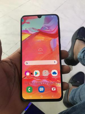 Samsung Galaxy A70 128 GB Blue   Mobile Phones for sale in Delta State, Warri